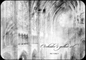 Gothic set by orchidee
