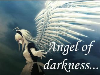 Angel of Darkness by XeneFoster
