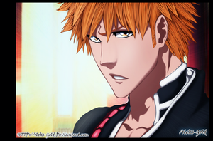 Ichigo by Aleks-Gold