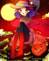 HAPPY HALLOWEEN by donnita-sama