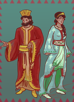 Persia and Medes by Hapo57
