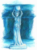 Caryatid by AnastasiaMorning