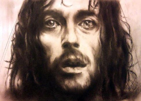 The Torment Of Christ by astarvinartist