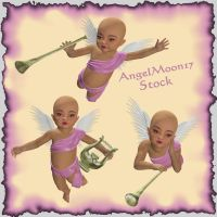 Baby Angels 1 by AngelMoon17