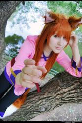 Spice and Wolf 5 by Eletiel