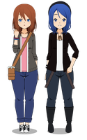 Life is Strange by Pudding545