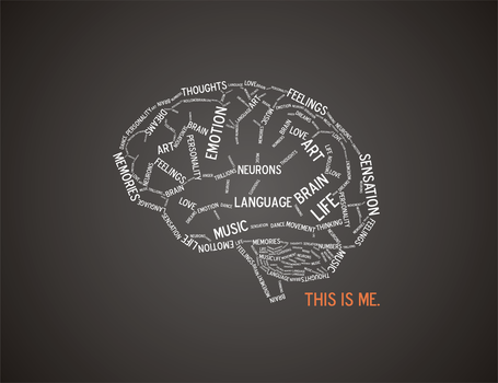 This Is Me- Typography by questrmwindow