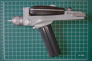 TOS Grey Phaser 3D print by thefirstfleet