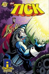 The Tick 2017 RICC Exclusive Cover by IanNichols
