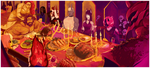 LM: Imperial supper by Dettan-arts