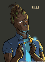Silas - Doctor Who, Worlds in Time by Girl-on-the-Moon