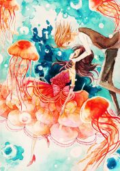 jellyfish dreams by LoveSoup