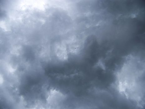Stormy Sky Stock 004 by Mourge-stawk