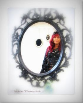 ::: Mirror on the Wall ::: by Silk-Elle-LaBoe