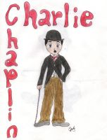 Charlie Chaplin by Mustique-91
