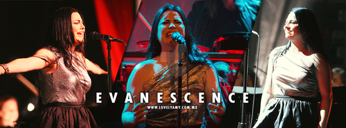 Evanescence FB Cover + (Download Link) by lovelyamyweb