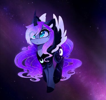 Selena of the Night (Luna) by MagnaLuna