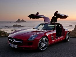 Mercedes-Benz SLS AMG 11 by TheCarloos