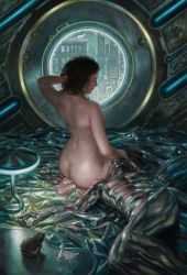 Do Androids Dream of Electric Sheep by DonatoArts