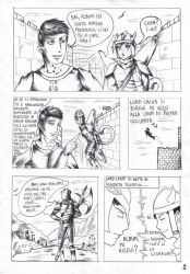 Lord caius p 2 by FuriarossaAndMimma