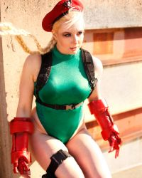 Cammy Wall by QueenRiot