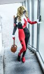 Harley and her Hammer by PragueShitaiCT