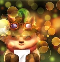Teemo by dalex12