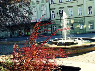 fountain by sophie9396