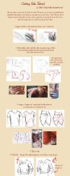 Clothing Folds Tutorial by solfieri