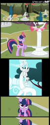 Garden Party: Petrified by PumpkinHipHop