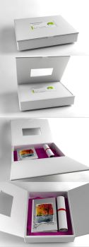 Stylish  Packaging by 11thagency