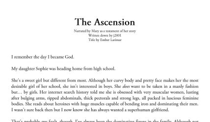 The Ascension by J2001
