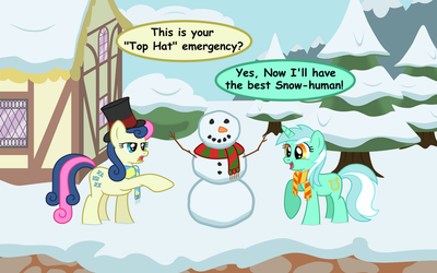 Happy Holidays by TheJourneysEnd