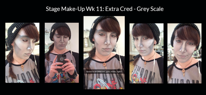 Stage Make-Up Wk 11 by Lady-Ceridwen