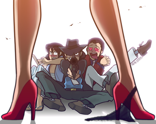 Lupin III_Women are dangerous by aulauly7