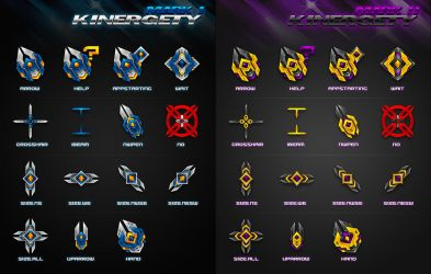 Kinergety Cursors by MP1331