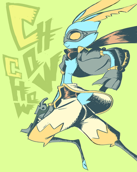 I  Draw Click TOO MUCH by Technicolor-yawn
