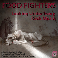 Food Fighters album cover by Dowlphin