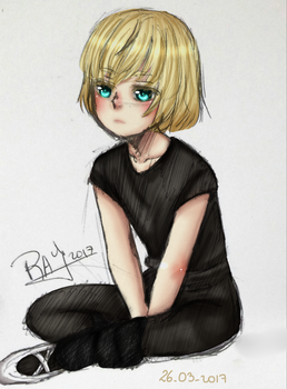 Child Yurio by Abyzz01