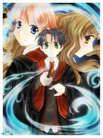 ++ Harry Potter and Co. ++ by yuina19