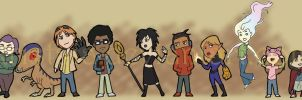 Lil Runaways - Complete by kristaia