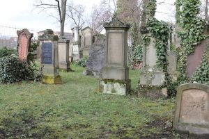 Jewish Cemetery Stock 20 by Malleni-Stock