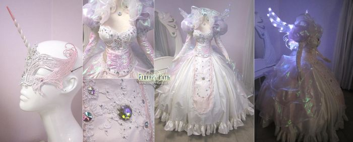 Princess Celestia Ball Gown by Firefly-Path