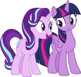 Vector 14 - Starlight and Twilight by WhalePornoz
