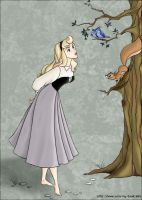 Briar Rose by jessica-day-dreamer