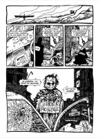 Zombie Comic Page 1 by m99art