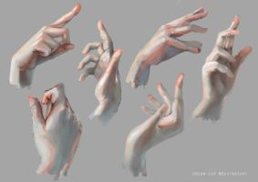 Ref: Hands by dream-cup