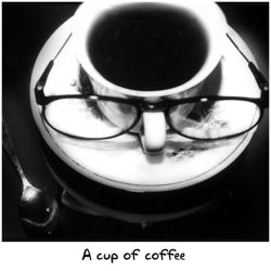 A cup of coffee by ovarbaic