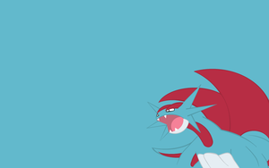 Salamence Wallpaper by Banana-Bear