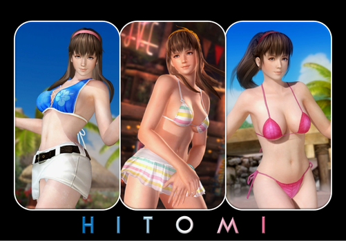HITOMI Wallpaper by TigerCubby